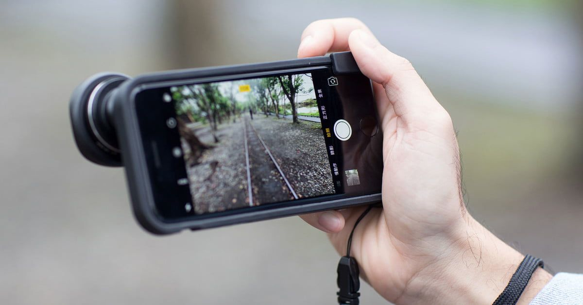 Make your iPhone Camera Even Better With These Devices