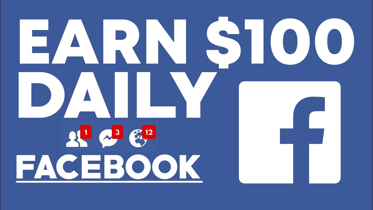 Making Money In Facebook
