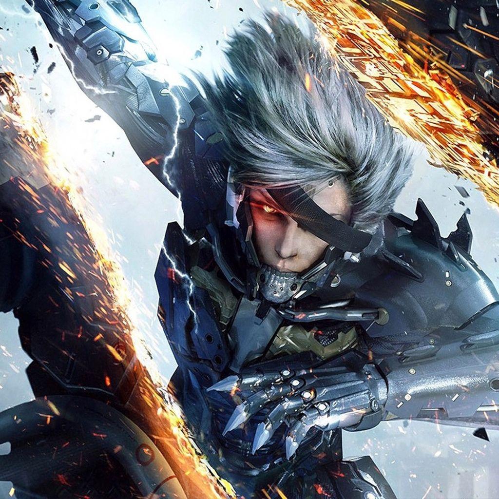 Metal Gear Rising Revengeance Leaves Stealth Behind for All Out Action