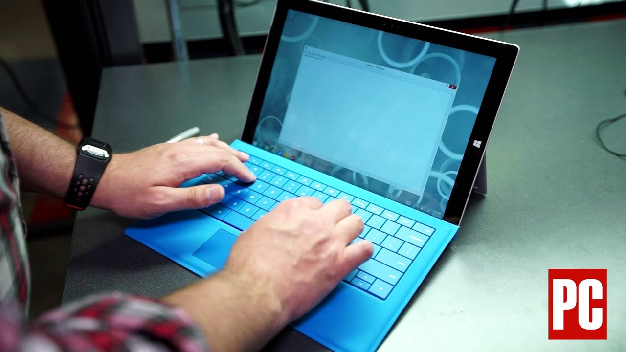 Microsoft Surface Pro 3 Hands-On